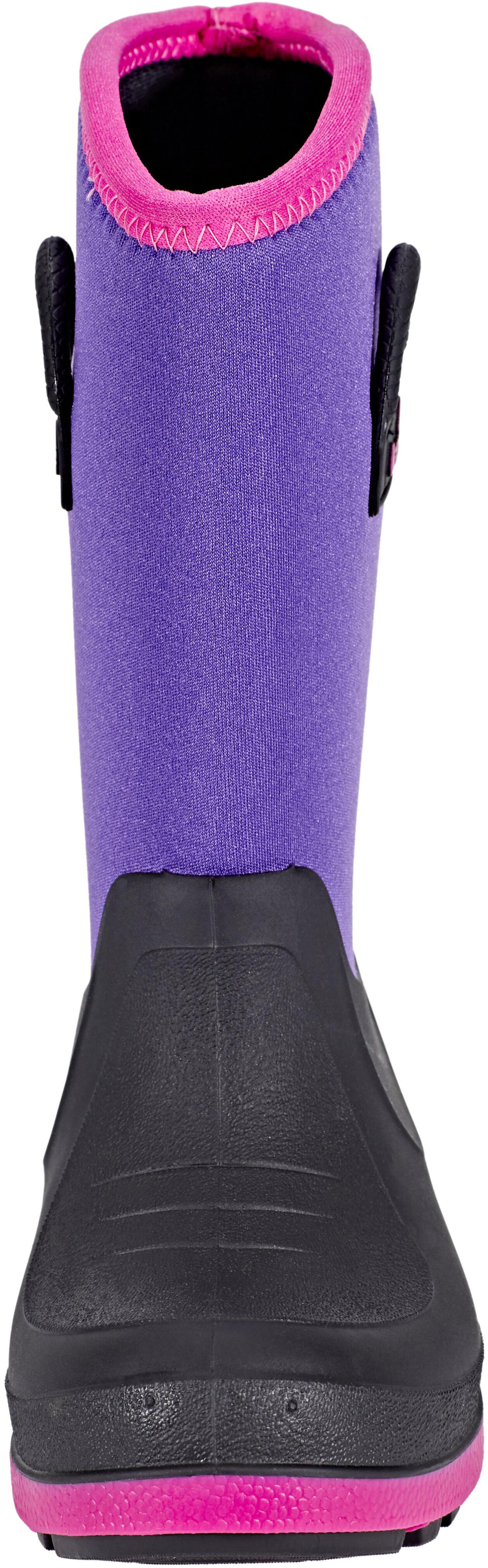 Kamik Bluster Rubber Boots Kinder purple | campz.at